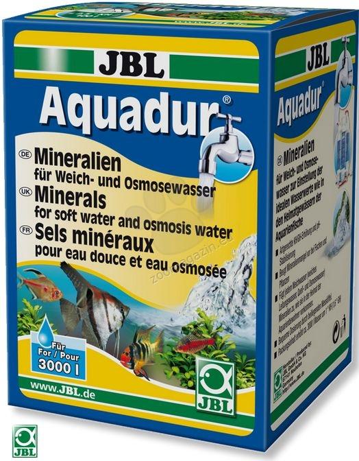JBL Aqua Dur plus – соли за мека вода 250 мл.