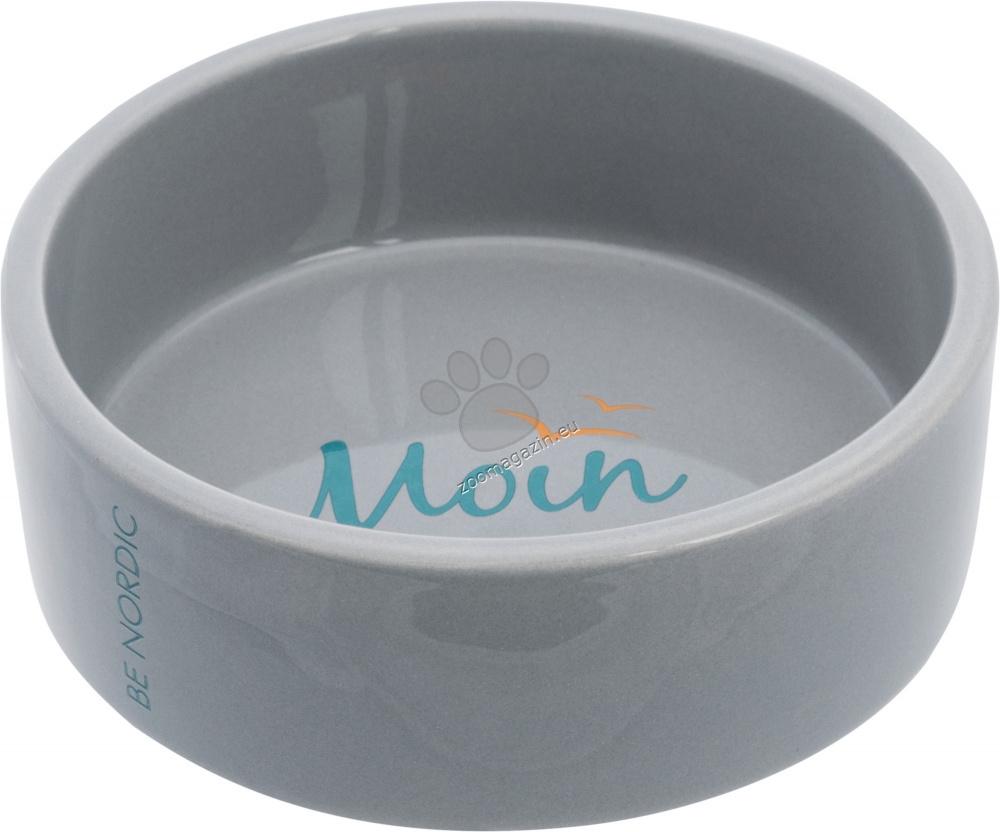 Trixie BE NORDIC Ceramic Bowl - кермична купичка 300 мл.