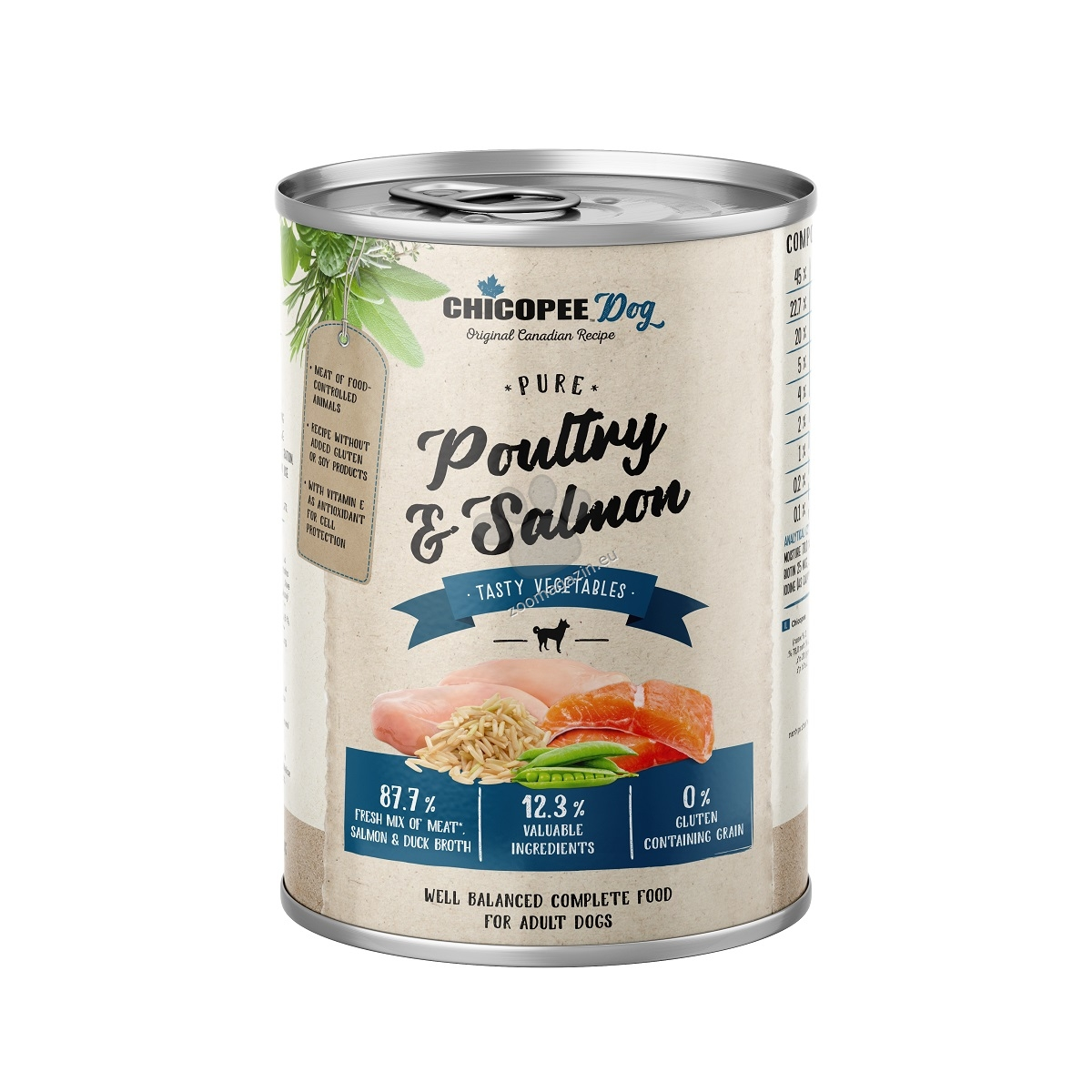 Chicopee Adult Poultry With Salmon - с м...
