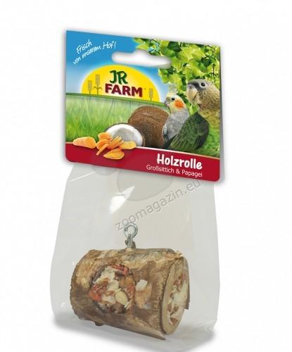 JR Farm Woodroll - дървено руло за средни и големи папагали