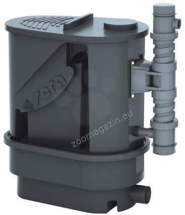 Sera - Koi Professional 12000 Pond Filter - езерен филтър + 1 помпа Сера РР12000 + маркуч 10 м