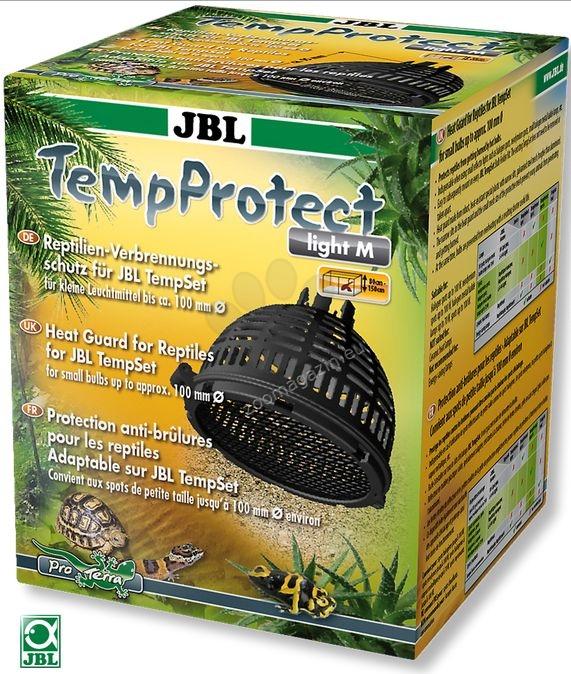 JBL Temp Protect Light M - пластмасов протектор за лампа за терариум 100 мм Ø приблизително