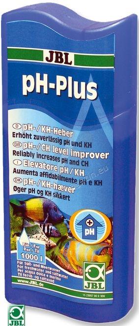 JBL pH-Plus - за повишаване на pH-то на водата  100 мл.