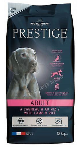 Flatazor Prestige Adult Lamb & Rice - пълноценна храна с агнешко месо и ориз, за кучета средни и големи породи 15 кг.