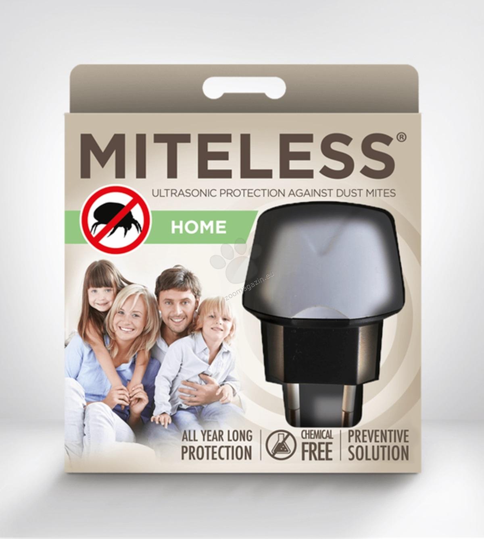 TickLess Ultrasonic Miteless - електронен уред за предпазване от домашни акари на дома