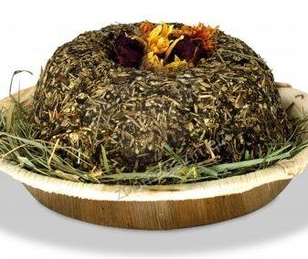 JR Farm Grainless Gugl cake - торта от семена и треви 180 гр.