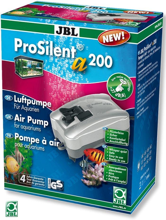 JBL ProSilent а200 - изключително тиха помпа за въздух 200л/ч