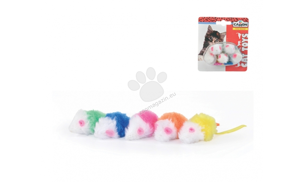 Camon Colourful mini mice - мишки 5 броя