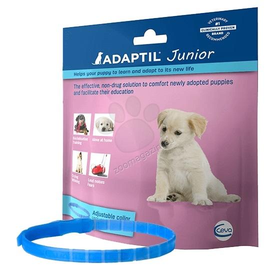Ceva Adaptil collar Junior - успокояваща каишка за кучета за малки кучета