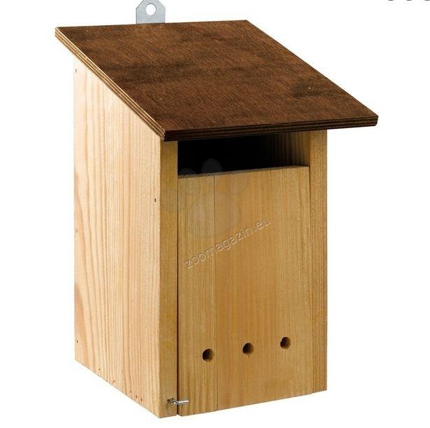Ferplast - Natura N2 - градинска къщичка за диви птички 17 / 19,7 / 27 cm
