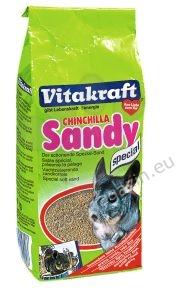Vitakraft - Chinchilla Sandy special - пясък за чинчили 1 кг.