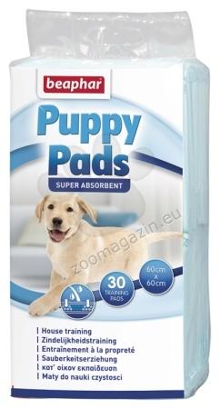 Beaphar Puppy Pads - хигиенни подложки 60 / 60 см., 30 броя