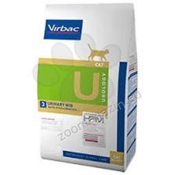 Virbac Urology Urinary WIB - Диетична храна за котки с идиопатичен цистит и превенция и контрол на струвитни и оксалатни камъни 1.5 кг.
