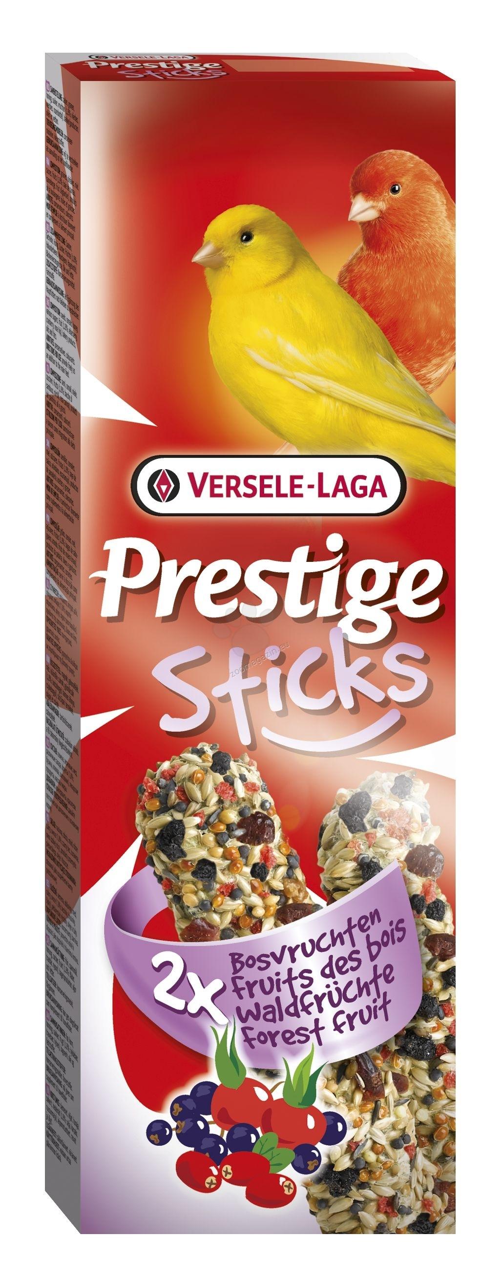 Versele Laga - Prestige Sticks Canaries Forest Fruit - стик за канари с горски плодове - 2 / 30 гр.