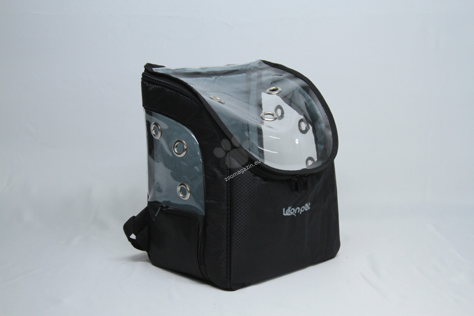 Dubex Leon Post - транспортна чанта / червена, сива, черна / 36 / 28 / 22 см.