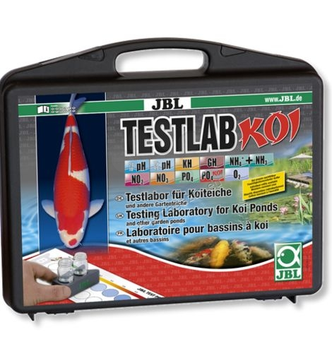 JBL Testlab Koi - професионален комплект тест за кои и езера