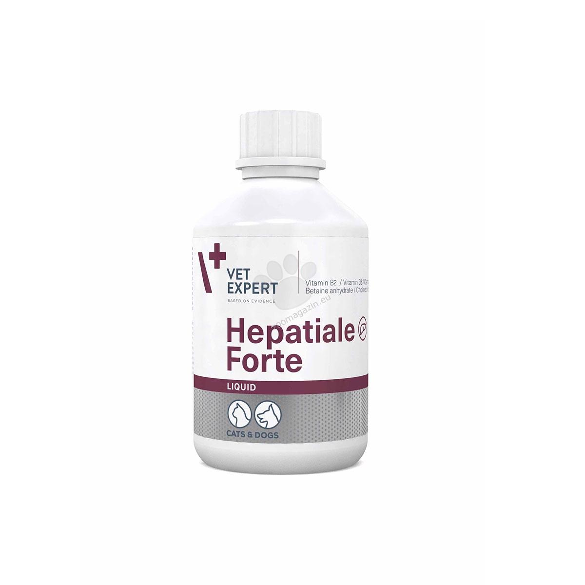 Vetexpert - Hepatiale Forte Liquid - подпомага чернодробната функция 250 мл.
