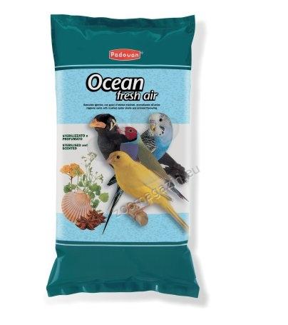 Padovan Ocean fresh air - хигиенен пясък за птици 5 кг.