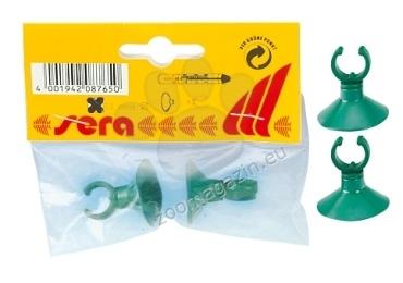 Sera -  лепки 4 бр. плочки за Sera филтър F 400 - 700