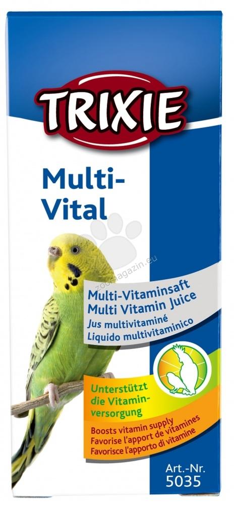 Trixie Multi-Vital - мултивитамини за птици 50 мл