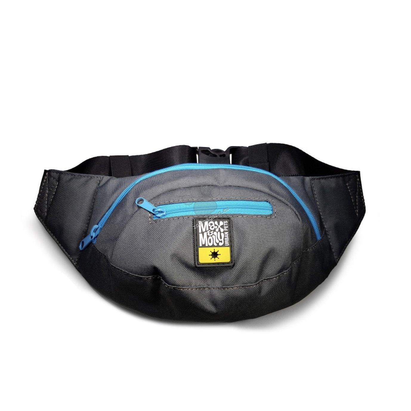Max Molly Waist Bag Blue - чантичка за кръста