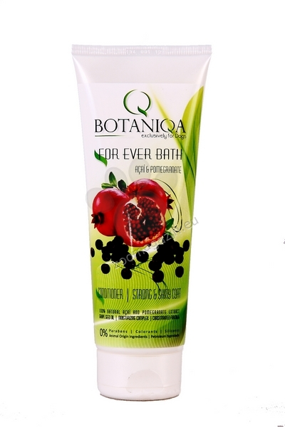 Botaniqa FOR EVER BATH Açaí & Pomegranate Conditioner - балсам за здрава и лъскава козина 250 мл.