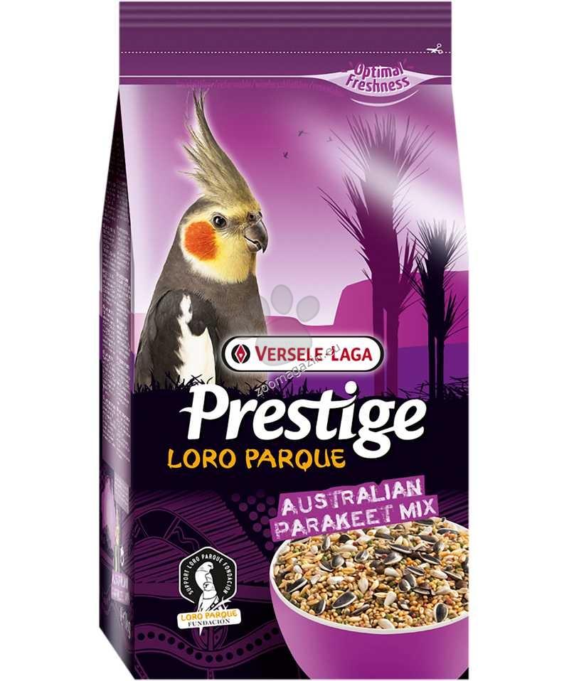 Versele Laga - Premium Australian Parakeеt  - пълноценна храна за австралийски средни папагали  1 кг.