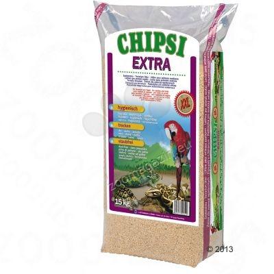 JRS Chipsi Extra XXL - буков гранулат, подходящ за влечуги и птици, 10 литра