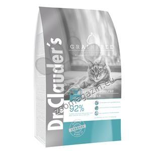 Cat Adult Grainfree - беззърнена храна за чувствителни котки 10 кг.