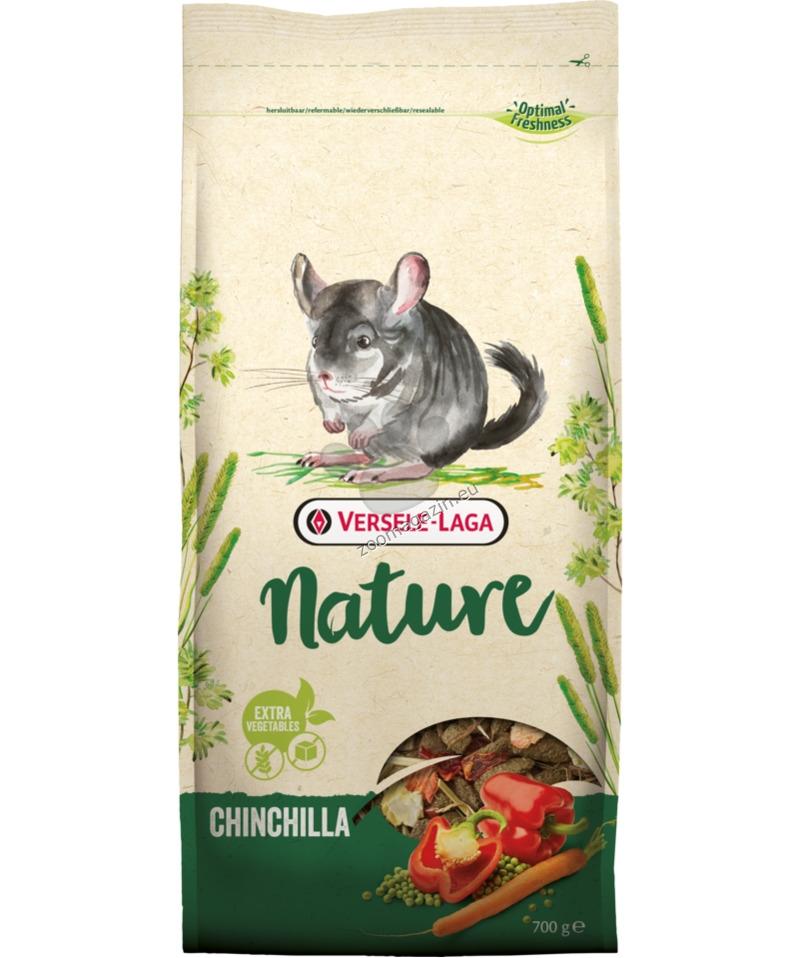 Versele Laga - Nature Chinchilla - пълноценна храна за чинчили 700 гр.