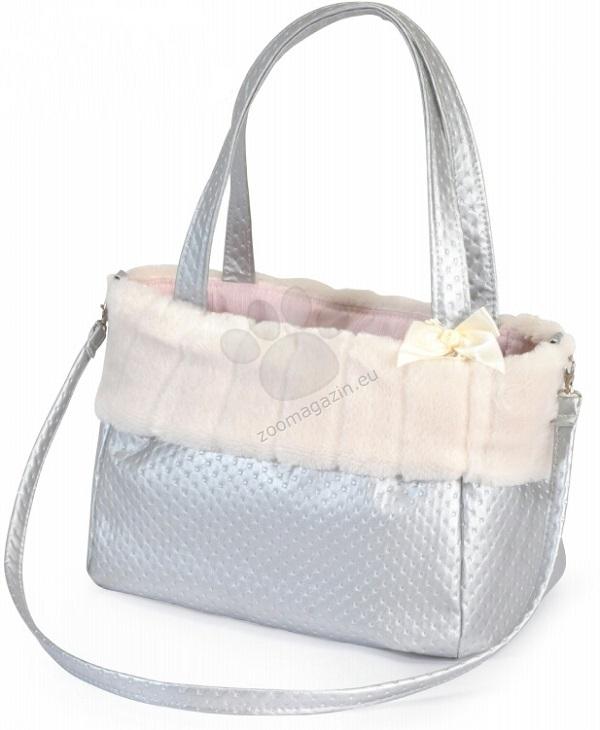 Camon Chic - луксозна мека транспортна чанта 35 / 22 / 24 см.