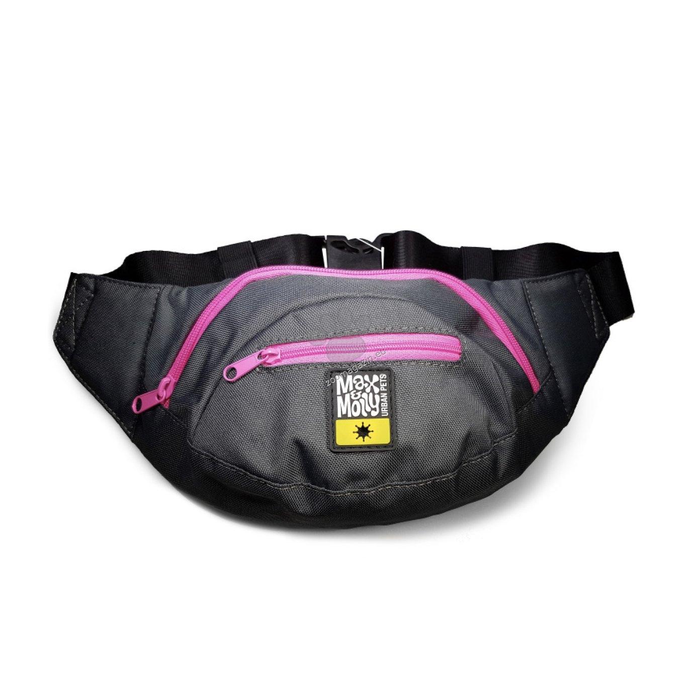 Max Molly Waist Bag Pink - чантичка за кръста