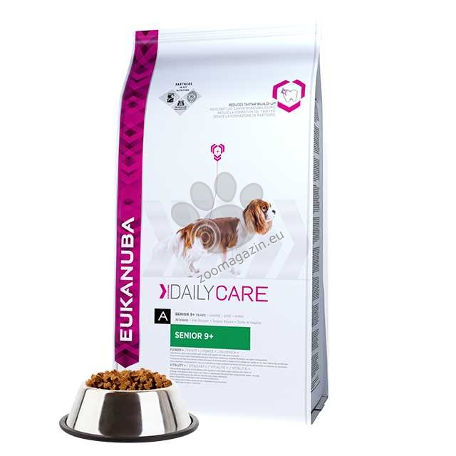 Eukanuba Daly Care Senior 9+ - за кучета над 9 годишна възраст 12 кг.