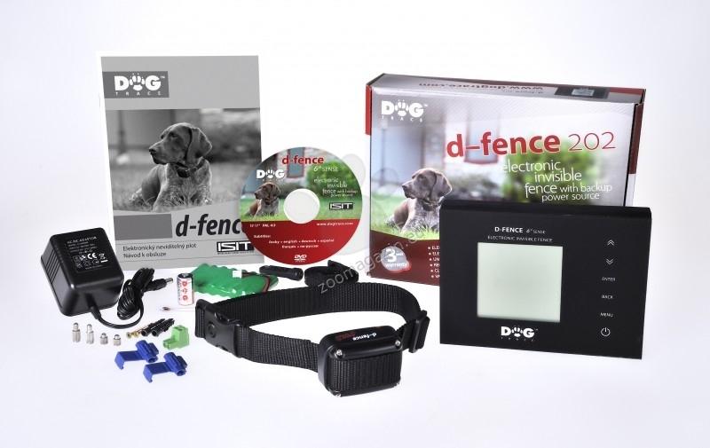 Dog Trace d fence 202 - ηλεκτρονικoί φράκτες για σκύλους