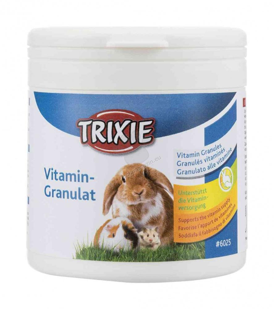 Trixie - Vitamin Granules - витамини за всички видове гризачи 125 гр.