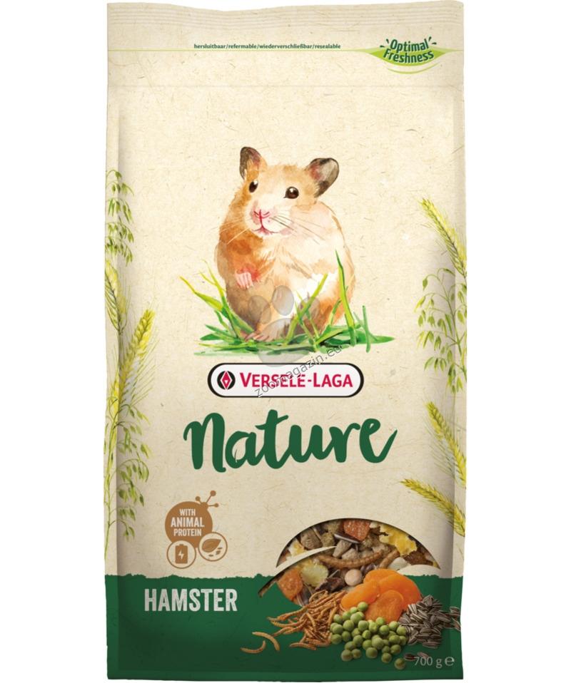 Versele Laga - Nature Hamster - пълноценна храна за хамстери 700 гр.