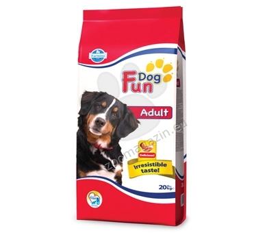 Farmina Fun Dog Adult 22/9 - пълноценна храна за кучета с нормална физическа активност над 12 месеца 20 кг.