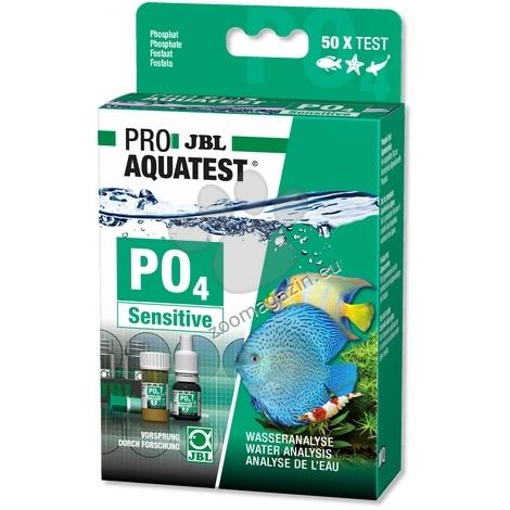 JBL Proaquatest PO4 Phosphate Sensitive - тест за измерване нивото на фосфатите във водата 50 теста