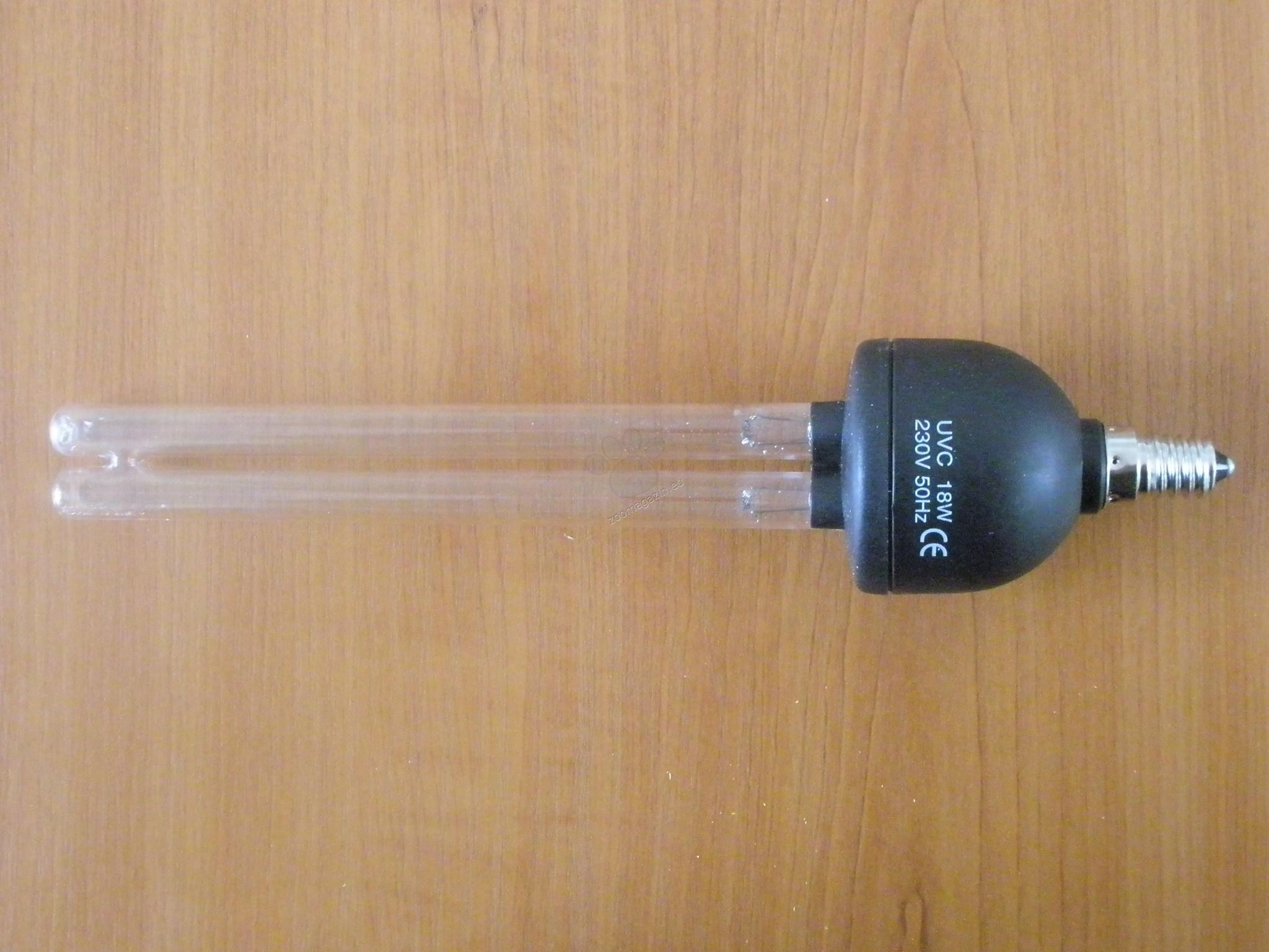 Sera - UV лампа 9 W за UV с-ми и езерни филтри