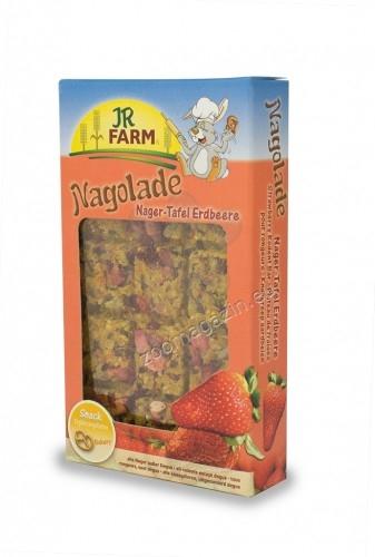 JR Farm Strawberry rodent bar - ягодови парчета,  истинско удоволствие за всеки гризач 125 гр.