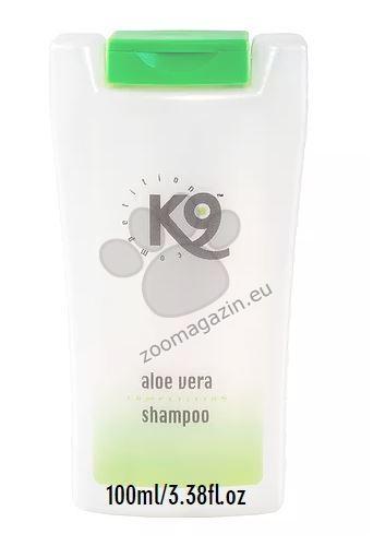 K9 Aloe Vera - шампоан с алое вера 100 мл.