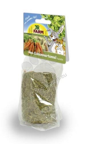 JR Farm Karotte Heu Schlemmertunnel - тунел от сено и моркови