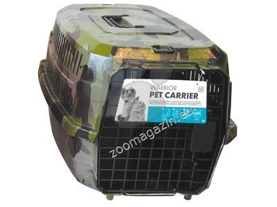 M-Pets Warrior Pet - транспортна чанта 57 / 38 / 33 см.