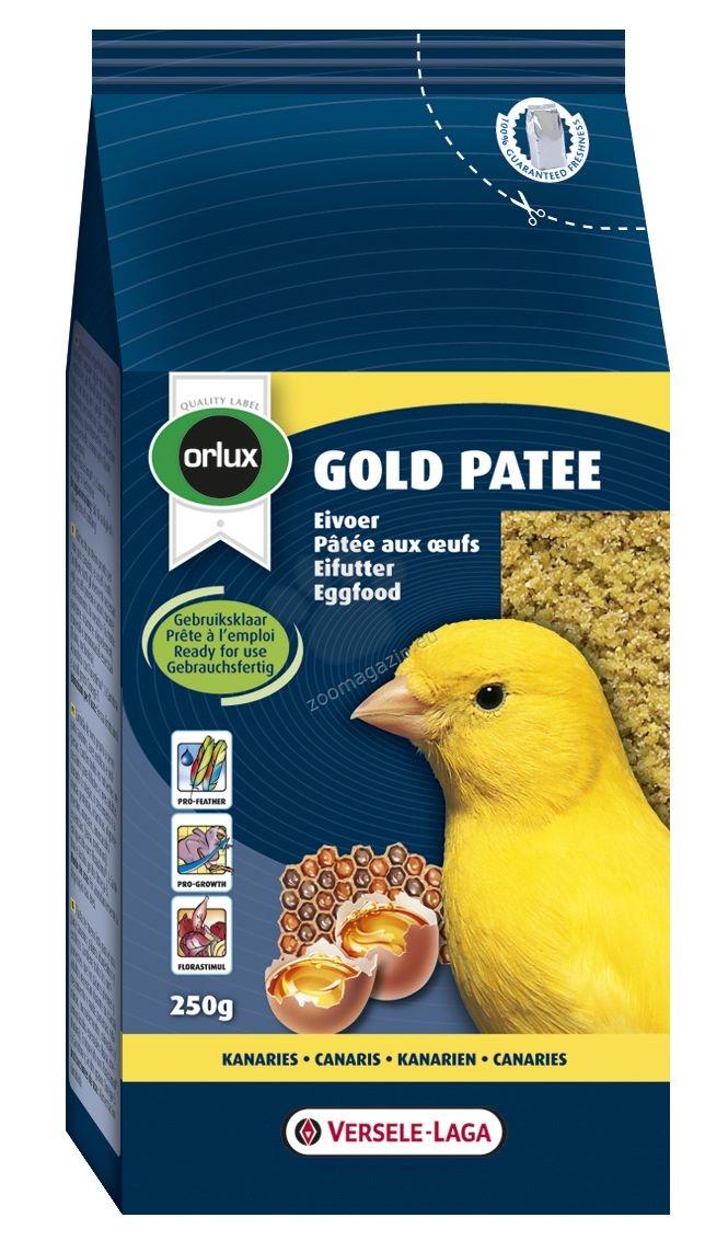 Versele Laga - Orolux Gold Patee Yellow Canaries - мека яйчна храна за жълти канари   250 гр.