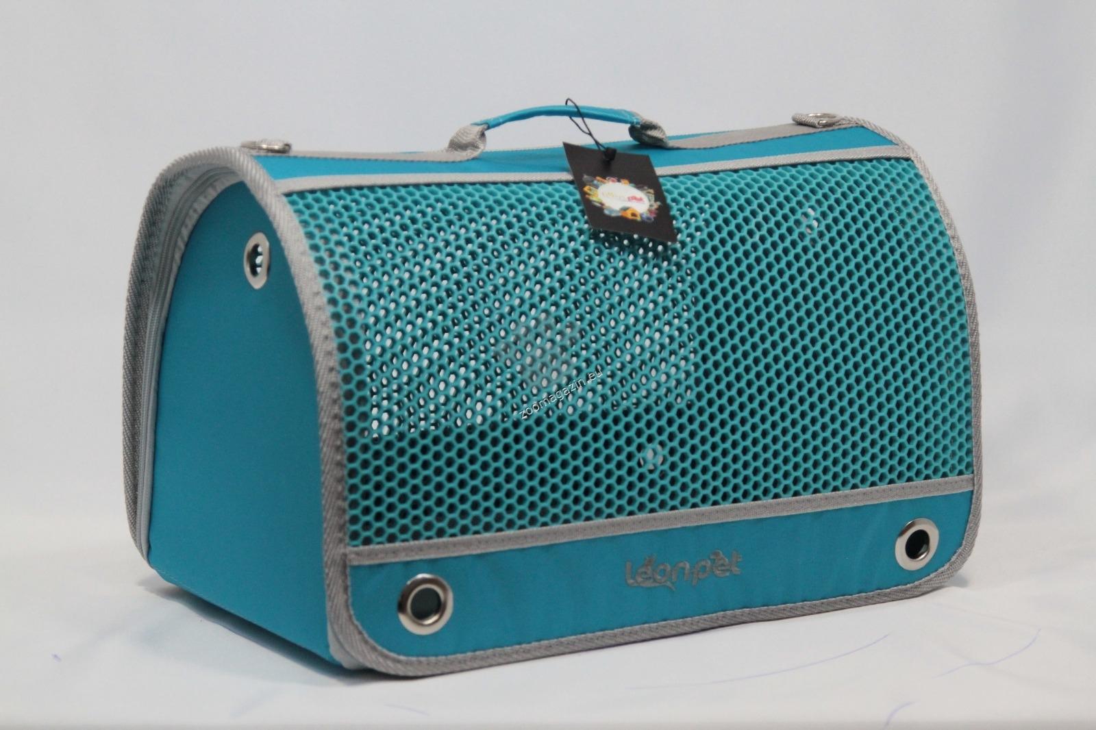 Dubex Air - транспортна чанта / светло синя, червена, зелена, сива, синя / 48 / 28 / 32 см.