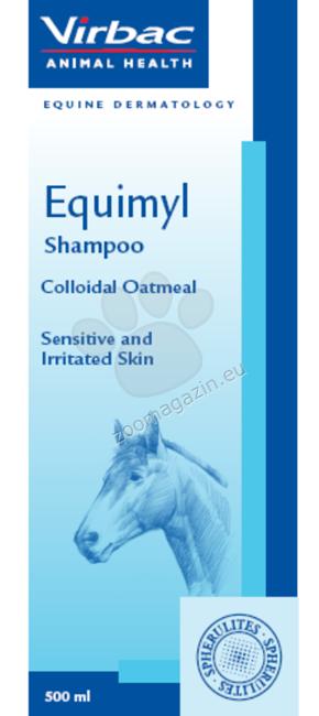 Virbac Equimil - шампоан за чувствителна и деликатна кожа 500 мл.