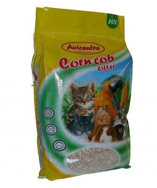 Avicentra Corn Cob - постелка от царевични кочани 10 литра
