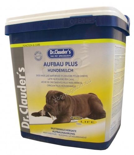 Dr.Clauder Buildup Plus – сухо мляко за кучета 2.5 кг.