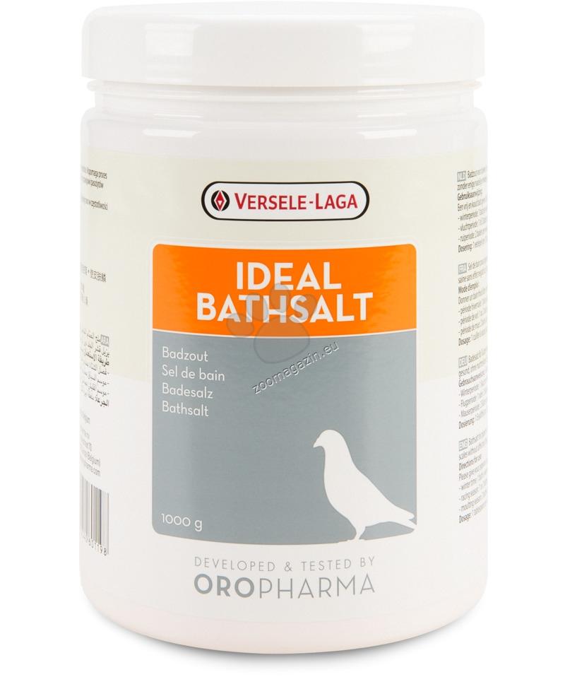 Versele Laga - Oropharma Ideal Bathsalt - оранжева сол за баня за гълъби 1000 гр.