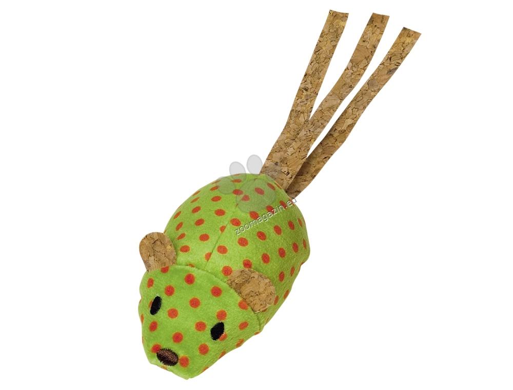 Nobby Plush mouse with catnip - котешка играчка 20 см.